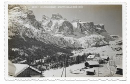 COLFOSCO - GRUPPO SELLA   VIAGGIATA  FP - Bolzano (Bozen)