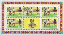 Ghana MNH Football World Cup Set Of 4 Sheetlets - World Cup