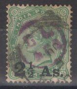 Inde Anglaise - YT 45 Oblitéré - 1882-1901 Keizerrijk