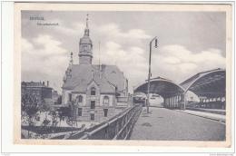 Allemagne - Krefeld - Crefeld - Hauptbahnhof 02 - Krefeld