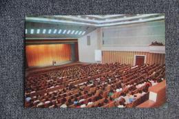 """PYONYANG - Maison De La Culture """" 8 Février """" : Théâtre - Corée Du Nord"""