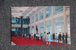 """PYONGYANG - Maison De La Culture """" 8 Février """" : Hall Central - Korea, North"""