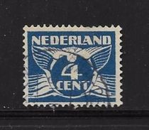PAYS-BAS 1924/27 COURANT  YVERT N°137 OBLITERE - 1891-1948 (Wilhelmine)