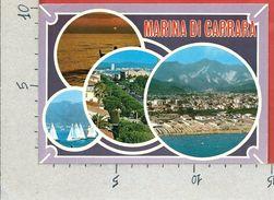 CARTOLINA VG ITALIA - MARINA DI CARRARA (MC) - Vedutine - 10 X 15 - ANN. 1977 ARETINO - Carrara