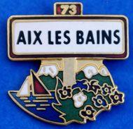 V 200).............ECUSSON           AIX  LES  BAINS..... Département De La Savoie - Città