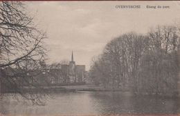 Overijse - Overyssche - Etang Du Parc - (mini-kreukje) - Overijse
