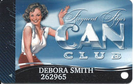 Cannery Casino - Las Vegas, NV - Slot Card - Copyright 2008 - Casino Cards