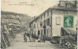 15 - CARLAT - L'Hôtel Semeteys - Carlat