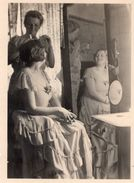 Vintage Girl Home Original Photo - Pin-up