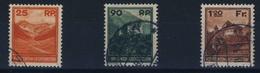 LIECHTENSTEIN      N° 111  //113 - Used Stamps