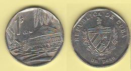 Cuba UN Peso 2007 Tourist Currency - Cuba