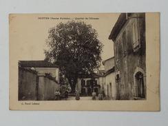 CPA NESTIER (Hautes Pyrénées ) Quartier De L'Ormeau - France