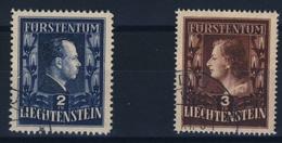 LIECHTENSTEIN      N° 266   /     217 - Used Stamps