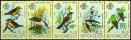 SEYCHELLES 1979 Birds, Fauna MNH - Seychelles (1976-...)