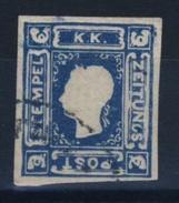 AUTRICHE      JOURNAUX  N° 6 - 1850-1918 Imperio