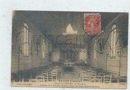 Lège-Cap-Ferret (33) : L'intérieur De La Chapelle ND Des Flots De Cap-Ferret Env 1912 PF. - Frankreich