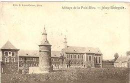 JEHAY-BODEGNÉE   ---  Abbaye De La Paix-Dieu - Amay