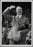 """Propaganda-AK """"A.H."""", Ungebraucht - Deutschland"""