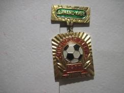 USSR Ukraine Dynamo Dinamo Kyiv Chempion Of USSR 1977 - Football