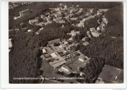 Allemagne - SAR - Homburg - Landeskrankenhaus - Universitatskliniken Und Institute - Saarpfalz-Kreis