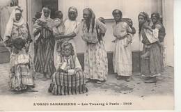 L'Oasis Saharienne-Les Touaregs à Paris-1909. - Sahara Occidental