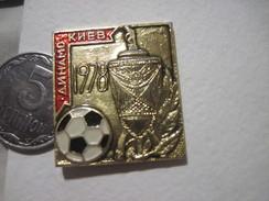 Ukraine Dynamo Dinamo Football Cup Winner  In 1978 - Football