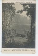 """VILLENEUVE L'ETANG - TABLEAUX - SALON 1912 - """"Brume Et Rosée Du Matin """" - Par HENRI BIVA - France"""