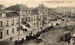 URUGUAY. Montevideo - Pocitos Hotel Y Rambla - Uruguay