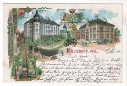 Nr.  7855, AK Mühltroff Im Vogtland - Vogtland