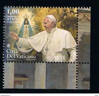 2016 - VATICAN - VATICANO - VATIKAN - S28I - MNH SET OF 1 STAMP  ** - Vatican