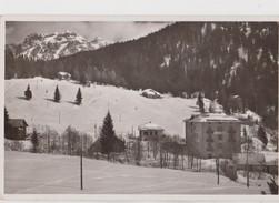 MADONNA DI CAMPIGLIO CAMPI DA SCI CON RAINALTER ANNO 1940 FORMATO PICCOLO VIAGG - Trento