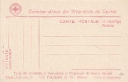 Corrispondenza Prigionieri Di Guerra Carte Postale Con Risposta Nuova - Autres