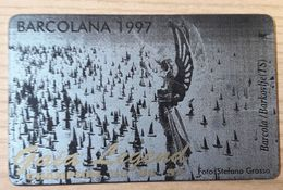 SLOVENIA Barcolana Gaia Legend Chip Phonecard 20 Impulz - Slovenia