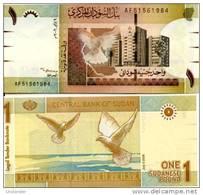 S_D_N 1 Pound 2006  **UNC** - Soudan
