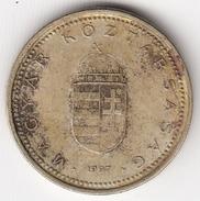 @Y@   Hongarije  1 Forint 1997          (4714) - Hongarije