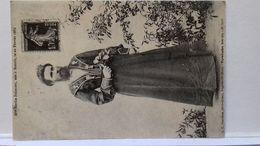 Mle Berthe Frémont Née à Bourth Le 20 Février 1882 (REPRODUCTION) - Autres Communes