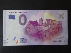 0 Euro-Souvenierschein - Burg Mildenstein 2017-1, SNr. 2748, Unc. - EURO