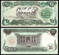 IRAQ 25 DINARS 1990 P 74b UNC - Iraq