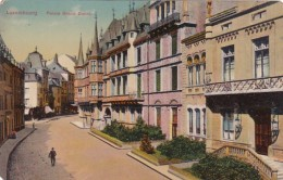 Luxembourg Palais Grand Ducal - Luxemburg - Town