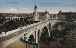 Luxembourg Le Pont Adolphe Et L'ancien Viaduc - Luxemburg - Town