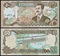 IRAQ 50 DINARS 1994 P 83 UNC - Iraq