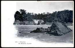 Cpa Du  Laos --  Chutes De Khône   SEP17-25 - Laos