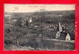 27-CPA LYONS LA FORET - VUE GENERALE - (N°1155) - Lyons-la-Forêt
