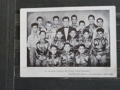 Cine-Club De La Jeunesse, 3 Rue Roquelaine Toulouse - Une Recuerdo Carinoso Del Orfeon Infantil Mexicano - Photographs