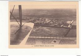 Maroc - Aviation - Vue Prise Sur Avion Des Lignes Aeriennes Latecoere - Casbah Temara Remonte Mobile - 1919-1938: Entre Guerras