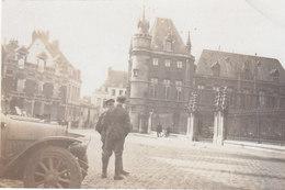 59 Douai Nord Straße Linker Flügel Der Ratshäuser 1918 Deutsche Soldaten 1.Weltkrieg - Douai