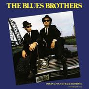 ADESIVO STICKER The Blues Brothers Original Soundtrack Recording - Adesivi