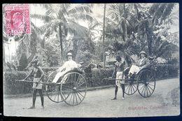 Cpa Sri Lanka Colombo   Ginrickshaw   Ginrickshas  SEP17-25 - Sri Lanka (Ceylon)