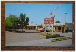 AZ Arizona HOLBROOK Western Motel Voiture Old Car - Etats-Unis