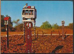 °°° 8325 - MADAGASCAR - TOMBEAUX DANS LE SUD - MAHAFALY °°° - Madagascar